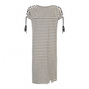 Dress Miko Black Stripes