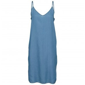 Strap Dress Chloe Light Blue