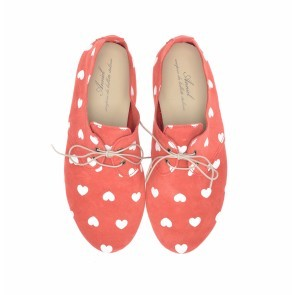Anniel Red Hearts Low