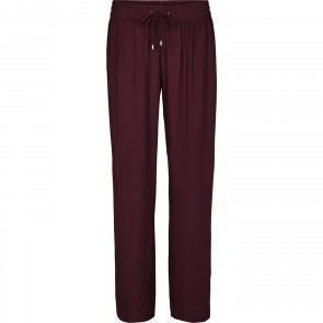 Trousers Charlotte Plum Wine