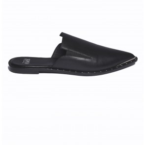 Loafer Pixie Studded Black