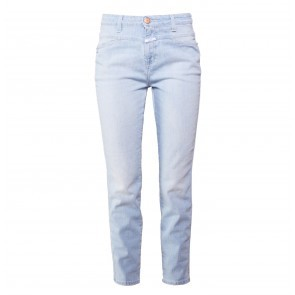 Jeans Skinny Pusher Light Heaven Blue