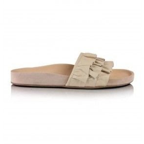 Sandal Beige With Details