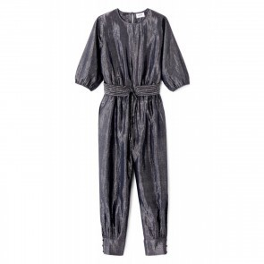 Jumpsuit Salvador Glitter Black