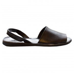 Sandal Leather Black