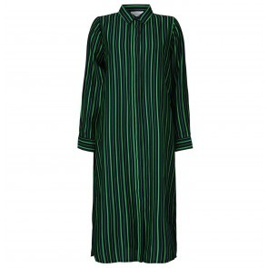 Blouse Caron Green Stripe