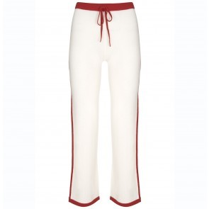 Pants Maude Cream/Red
