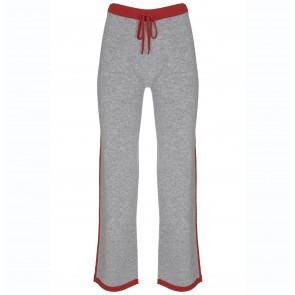 Pants Maude Grey/Red