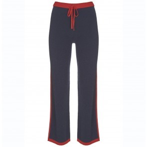 Pants Maude Navy W/Red