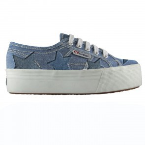 Sneakers Denimpatchw Blue