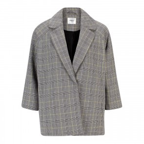 Jacket Lake Grey Check