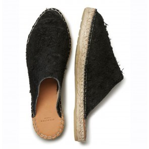 Espadrilles Slider Ellie Black
