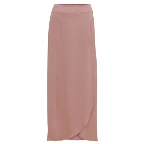 Wrap-over Skirt Carita Pale Pink