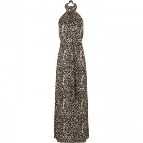 Long Dress Hope Leopard