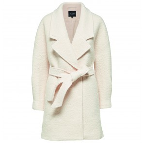 Wool Coat Paja Sand Dollar