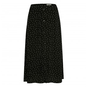 Skirt Harper Black Dot