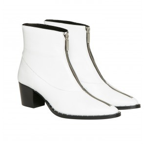 Boots Aria Bright White