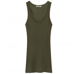 Tank Top Massachusetts Khaki