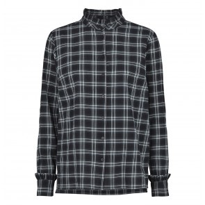 Shirt Fen Check Atlantic Deep