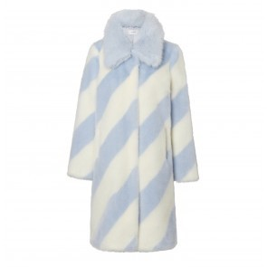 Coat Georgine Baby Blue