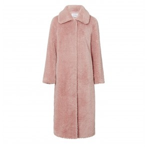 Coat Gilberte Pale Pink