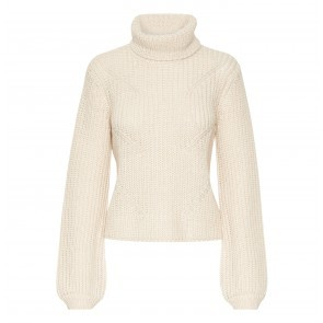 Knit Rollneck Juliett Off White