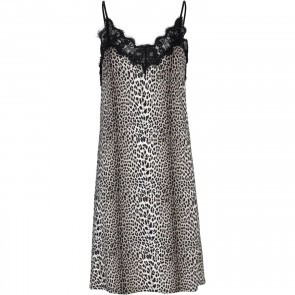 Slip Dress Dallas Leopard