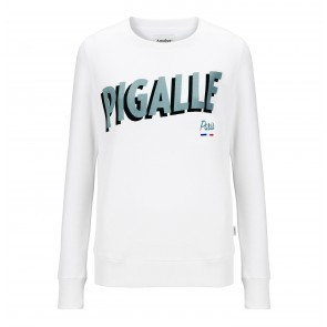 Sweater Pigalle Bright White