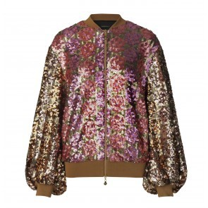 Jacket Sequins Clive Hexagons Soft