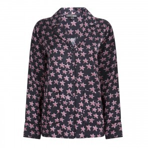 Pyjama Shirt Bluemoon Pink Stars