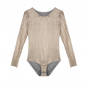Bodysuit Nighflight Gold