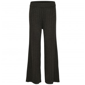 Trousers Wide Sam Black