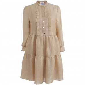 Dress Adelheid Tan