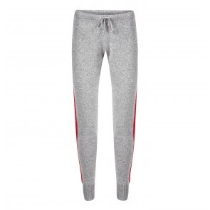 Pants Herse Grey w/ Red Stripes