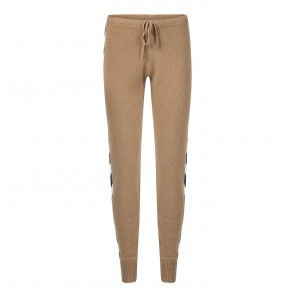 Pants Nix Camel w/ Green Stripes