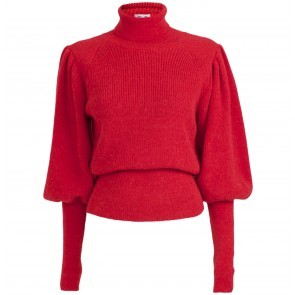 Knit Sweater Catarina Barbados Red