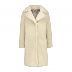 Cocoon Coat Camille Cream