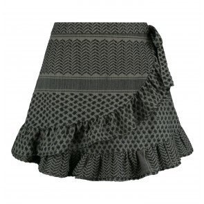 Skirt Sadie Black Green
