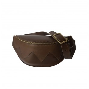 Fanny Pack Zig Zag Brown
