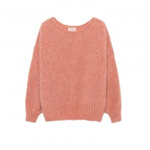 Boolder Pullover Rosee Chine