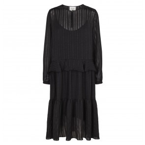 Midi Dress Honey Black