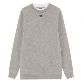 Sweat Crew Neck YZLS Grey