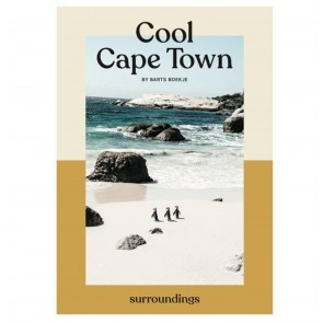 Boek Cool Cape Town