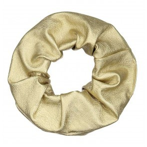 Scrunchie Gold Gold