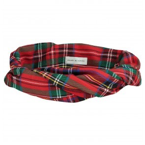 Bandeau Lucca Red Check
