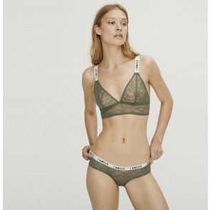 Bralette Dawn Lace Grey