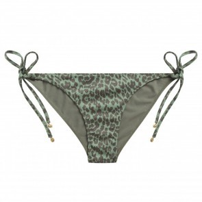 Bikini Brief Vanity Grey Leopard