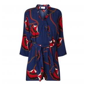 Jumpsuit Louna Navy Marine