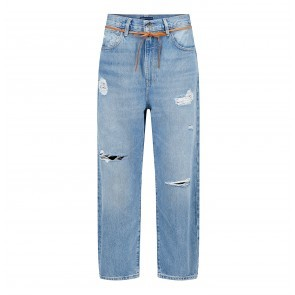 High Waist Jeans Relaxed Fit LMC Barrel Off Road