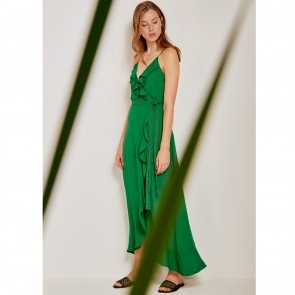 Dress Isla Ermerald Green